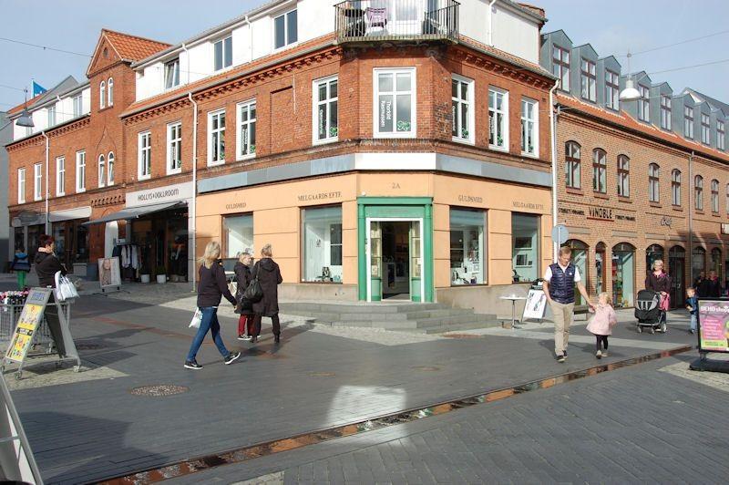 Skive By, det gamle Rådhus | Trolderuten